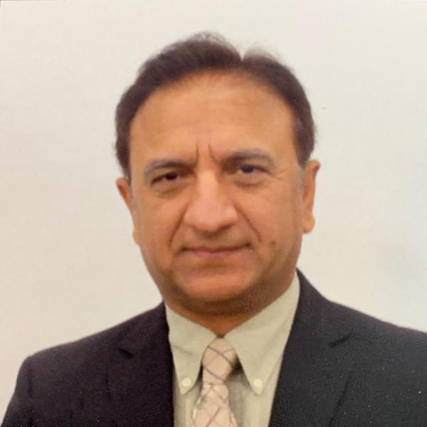 Dr. Nazir Umrani Headshot