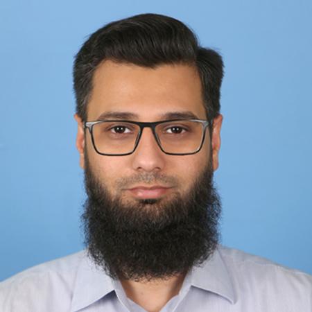 Saad Khan Headshot